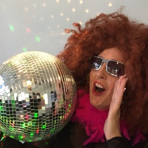 Disco Diva Singing Telegrams - Singing Telegram / Interactive Performer in Pensacola, Florida