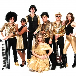 Disco Nation - Disco Band in Toronto, Ontario