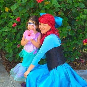 Disney Singer Ariel The Mermaid - Caroline Kelly - Singer/Songwriter in Tampa, Florida