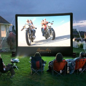 Display Solutions Inc. - Outdoor Movie Screens / Halloween Party Entertainment in Greensboro, North Carolina