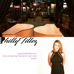 PhillyTilley Music - Dueling Pianos in Las Vegas, Nevada