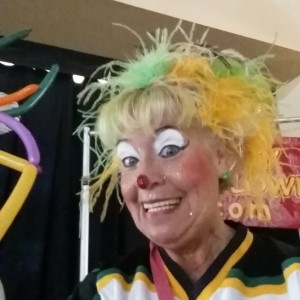 Ditzy The Clown - Face Painter in Sioux City, Iowa