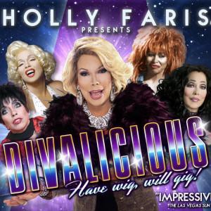 Holly Faris as Joan, Hillary, Marilyn, Tina and more. - Joan Rivers Impersonator / Donald Trump Impersonator in Boynton Beach, Florida