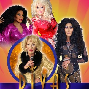 The World's Best Celebrity Impersonators - Divas In A Man's World - Dolly Parton Impersonator / Diana Ross Impersonator in Las Vegas, Nevada