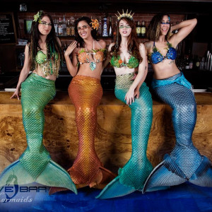 Dive Bar Mermaids - Mermaid Entertainment in Sacramento, California