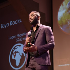 Tayo Rockson - Motivational Speaker in New York City, New York