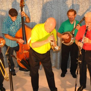 Trad Jazz Swingers - New Orleans Style Entertainment in Houston, Texas