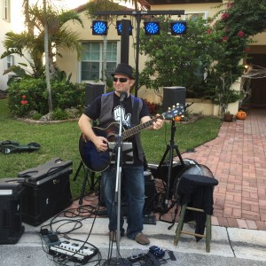 DiXoN - Singing Guitarist / Rock & Roll Singer in Fort Lauderdale, Florida