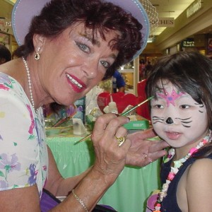 Dizanne Productions - Face Painter / Halloween Party Entertainment in Honolulu, Hawaii