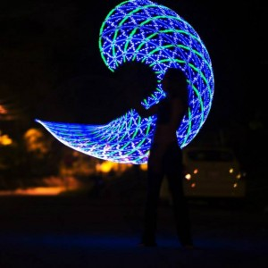 DiZy Gypsy LED and Fire Hoop Dancer - Hoop Dancer in Manahawkin, New Jersey