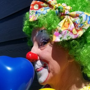 Dizzi da Clown - Clown in Papillion, Nebraska