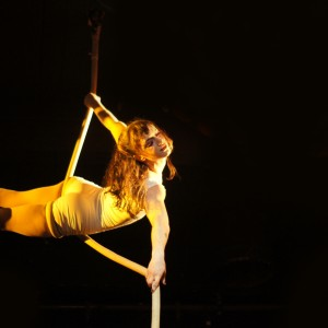 Jill Marissa - Aerialist / Female Model in Seattle, Washington