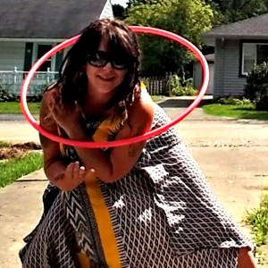 Dizzy Dani - Hoop Dancer in Anderson, Indiana