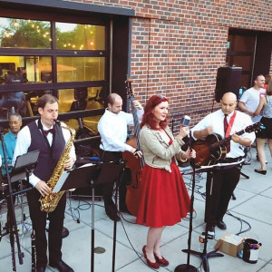 Dizzy With A Dame - Jazz Band / Wedding Musicians in Denver, Colorado