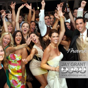 DJ4U Jay Grant - Wedding DJ in Barrie, Ontario