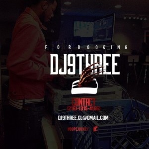 Dj9three - DJ in Garfield Heights, Ohio