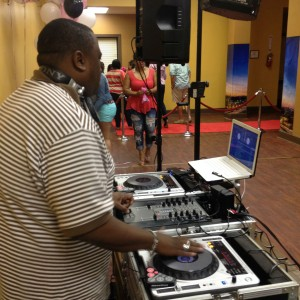 DJ Black Ice - Mobile DJ in Greensboro, North Carolina