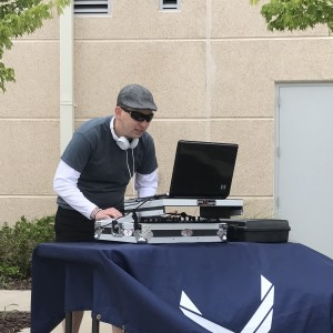 DJ Brandon Fisher
