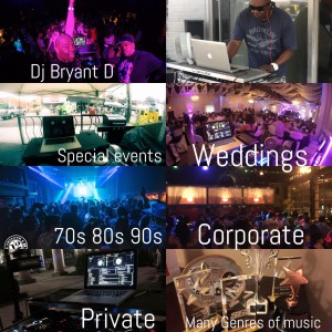 DJ Bryant D - Club DJ in Nashville, Tennessee