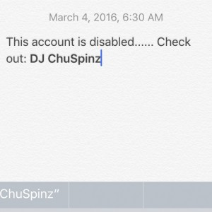 DJ ChuSpin - DJ in New York City, New York
