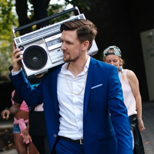 DJ CoolHand - Mobile DJ / Outdoor Party Entertainment in New York City, New York