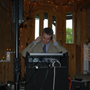 DJ Dail Holderness - Wedding DJ in Raleigh, North Carolina