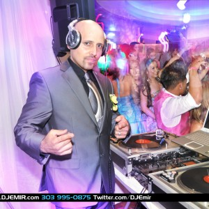 DJ Emir Santana - High Impact Entertainment - Wedding DJ in Denver, Colorado