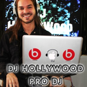 DJ Hollywood - Wedding DJ in Los Angeles, California