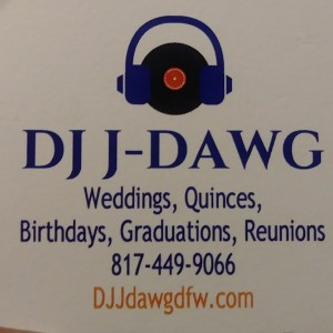 DJ J-Dawg - Wedding DJ in Fort Worth, Texas