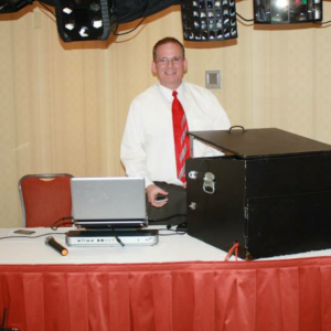 DJ Jeff Vaughan - Wedding DJ in Farmington, Utah
