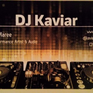 DJ Kaviar - Club DJ in Plainfield, New Jersey