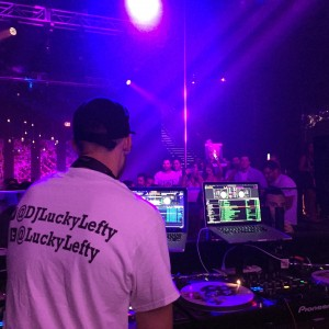 DJ Lucky Lefty - DJ / College Entertainment in Philadelphia, Pennsylvania