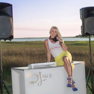 DJ Melissa B - DJ in Savannah, Georgia