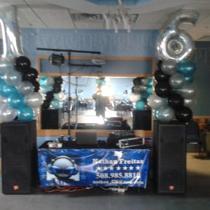 DJ Nathan Freitas - DJ / College Entertainment in North Dartmouth, Massachusetts