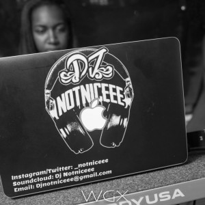 Dj NotNice - DJ in Queens, New York