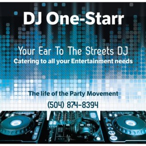 DJ One-Starr - DJ in New Orleans, Louisiana