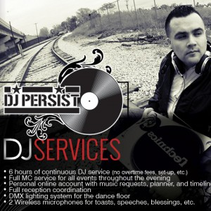 DJ Persist - DJ / Mobile DJ in Chicago, Illinois