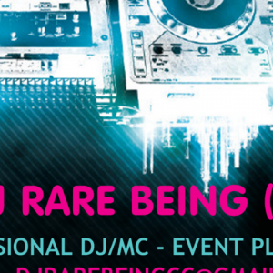 DJ Rare Being - DJ in Atlanta, Georgia
