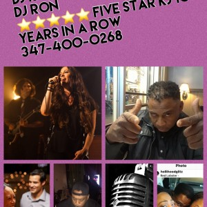 DJ Ron Entertainment - DJ / Karaoke DJ in New York City, New York