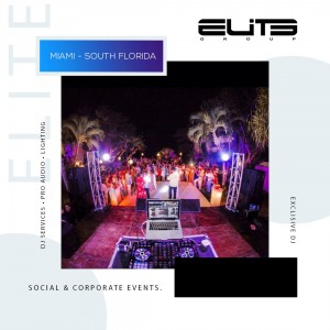 Elite Group - Mobile DJ in Miami, Florida