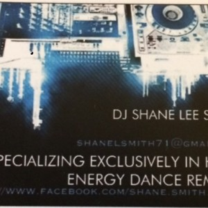 DJ Shane Lee - Club DJ in Fort Lauderdale, Florida