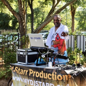 DJ Starr Productions - Mobile DJ / Outdoor Party Entertainment in Gastonia, North Carolina