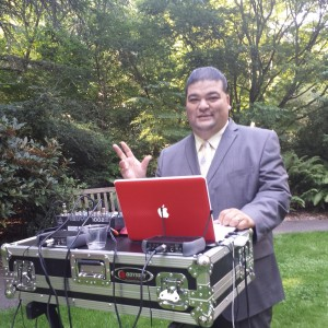 DJ Suave - Wedding DJ in Seattle, Washington