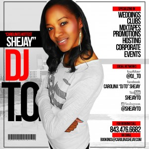 Dj T.o. - DJ / Mobile DJ in Columbia, South Carolina