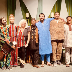 Djembe Fusion -West African Drum & Dance - African Entertainment in Orange County, California