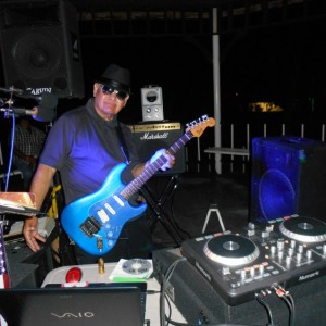 DJ/Guitarist Marcos Mendoza, Jr. - Guitarist in Fort Stockton, Texas