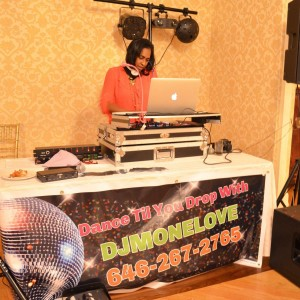 Djmonelove Entertainment - DJ in New York City, New York