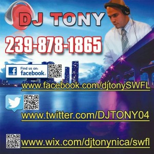 Djtony - Mobile DJ / Outdoor Party Entertainment in Cape Coral, Florida