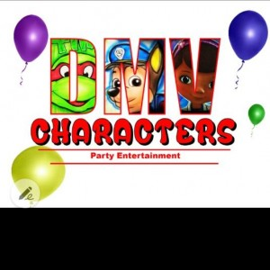 Dmv Characters - Costume Rentals / Party Inflatables in Richmond, Virginia