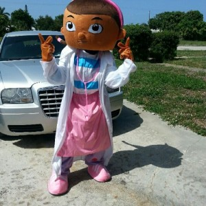Doc McStuffins - Costumed Character in West Palm Beach, Florida